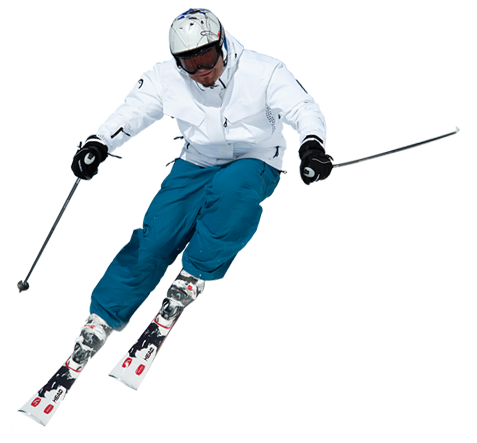 Skiing Free Download Png